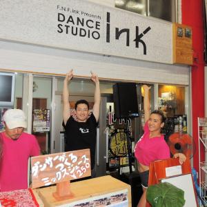 ブランドーリ4番街ダンススタジオ INKさん