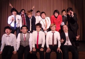 東大阪お笑いライブ