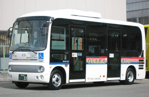 大阪バス 近鉄八尾行バス